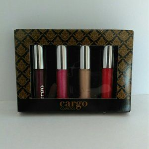 🆕Cargo | Lip Gloss Set of 4 Lets Meet in Paris
